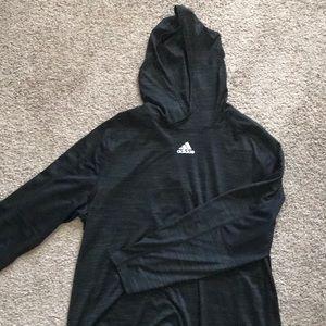 Adidas men's lightweight training hoodie